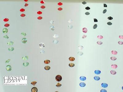 Swarovski Table Crystals