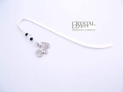 Swarovski Dog Bookmark