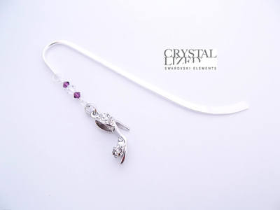 Swarovski Stiletto Bookmark