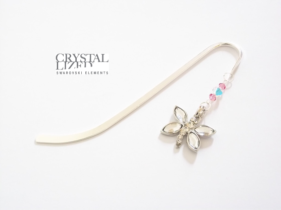 Luxury Dragonfly Bookmark