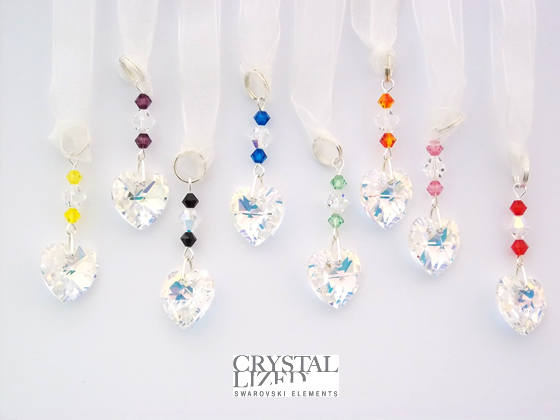 Crystal Clear Hearts