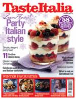 Taste Italia Magazine