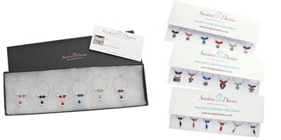 Demi Presentation Wrapper and Storage Box