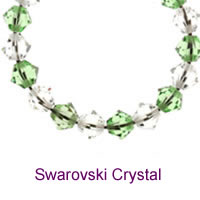 Luxury Charms with Swarovski Crystal
