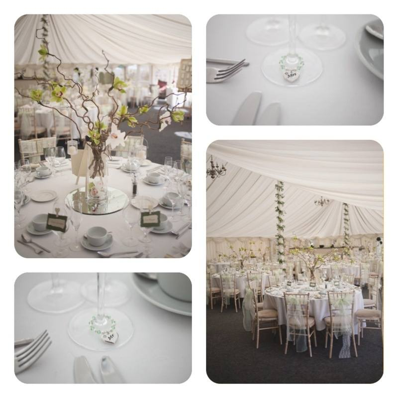 Peridot & Pearl Venue Decoration
