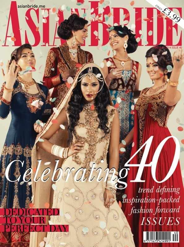 Asian Bride May 2014