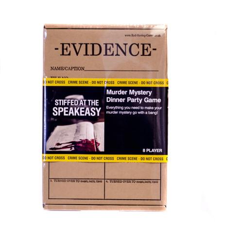 Stiffed At The Speakeasy - 8 Player Version