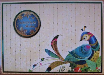 Partridge Blue