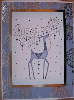 Reindeer Blue