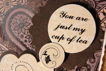 Just my cup of tea detail