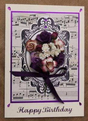 Bach and Bouquet with box