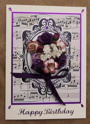 Bach and Bouquet including box