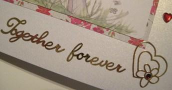 Together Forever close-up detail