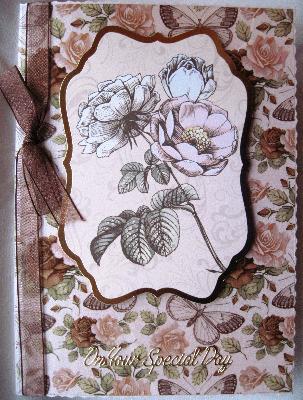Vintage Rose Acetate BACK IN STOCK
