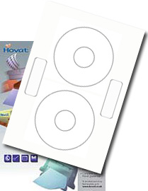 fellowes neato templates - hovat cd dvd labels