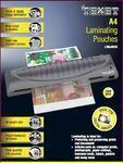100 Texet A4 Laminating Pouches - 150mcn - LMA4BOX