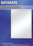50 Datasafe Matt DVD Case Inserts