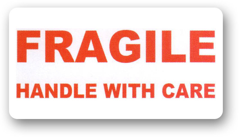 List Of Synonyms And Antonyms Of The Word Fragile Labels