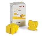 Genuine Yellow XEROX ColorQube 8570 / 8580 Ink (2 Sticks) 108R00933