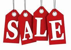 Sale / Clearance