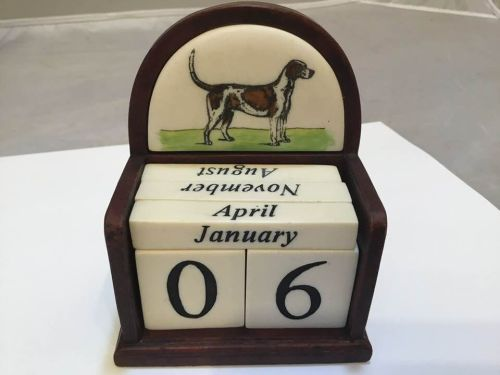 Perpetual Calendar - Hound Was £10.00