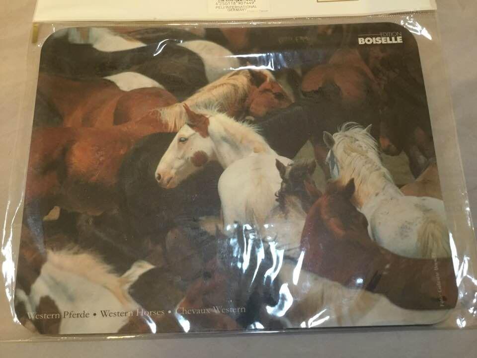 Horse Herd Mousemat Was £6.50