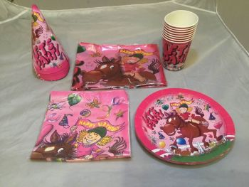 Pony party Pack was £7.00