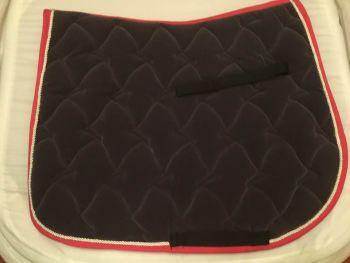 Velvet Saddlecloth Was £27