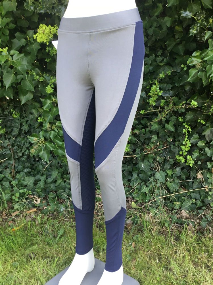 Gemini Silicone Riding Tights