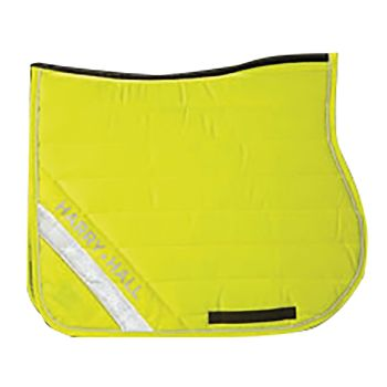 Harry Hall Hi Viz Saddlecloth with Flashing LED's