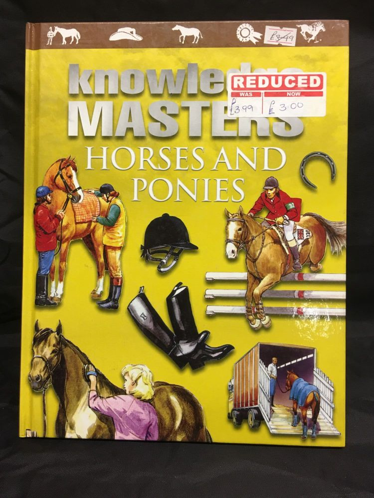 Knowledge masters Book  Was £3.99