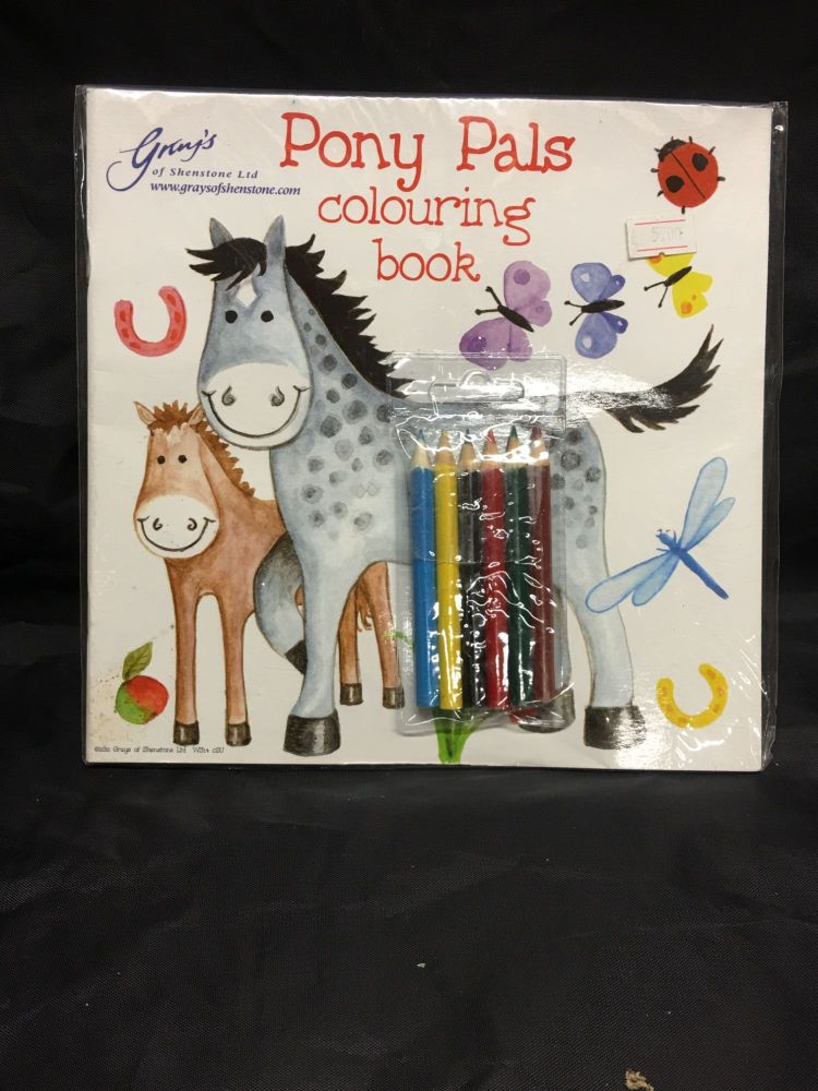 Pony Pals Colouring Book Was £5.00