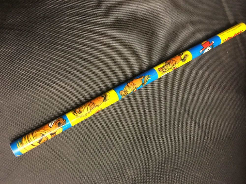 Thelwell pencil Was 50p