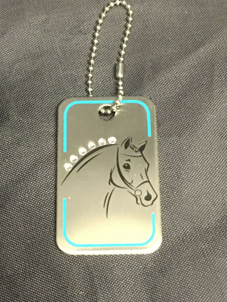 Horse tags  Was £3.99