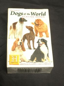 Dogs Of The World Playing Cards was £3.99