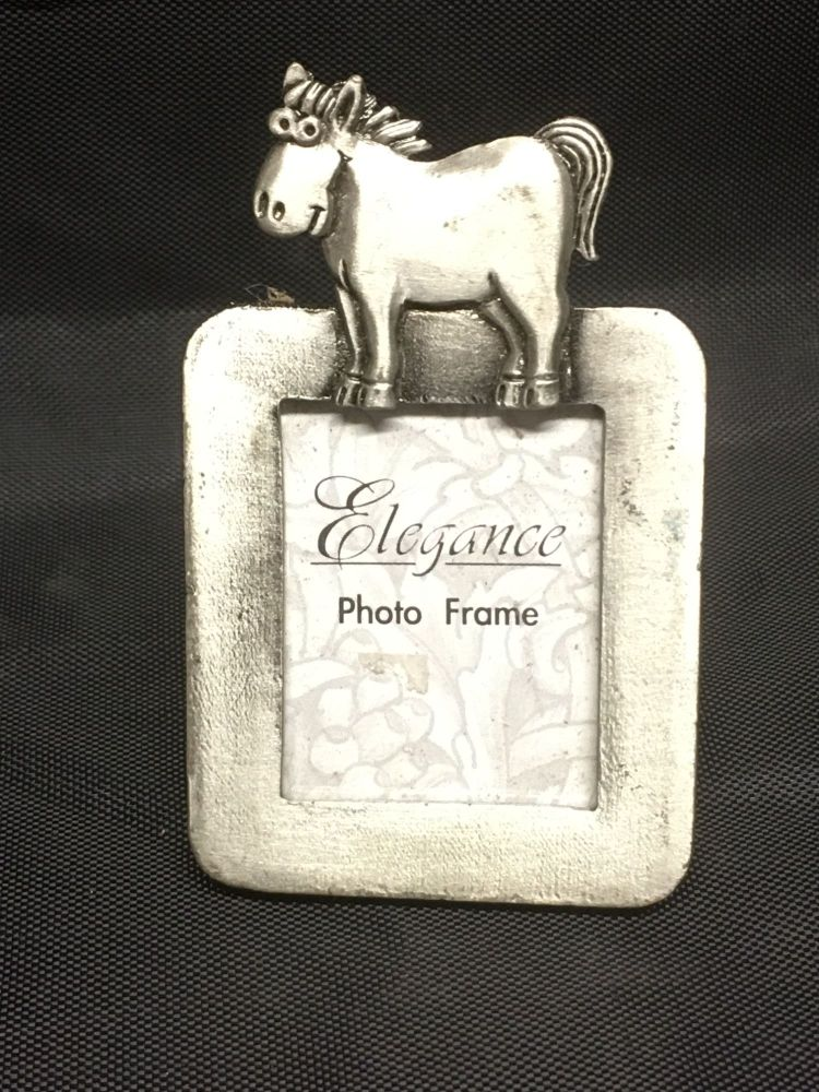 Horse Photo Frame   Was £3.00