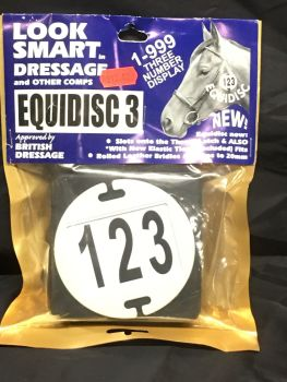 Equi Disc 3 Number