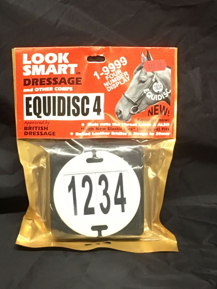 Equidisc 4 Number