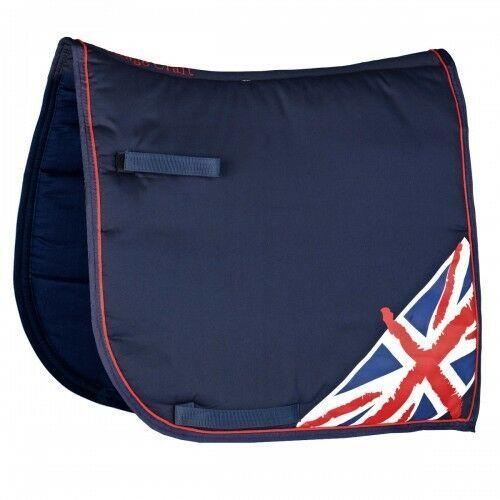 Cottage Craft Union Jack saddlecloth