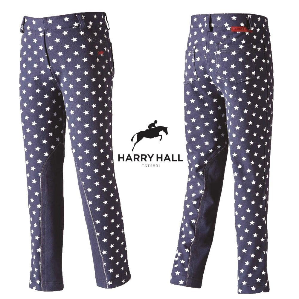 Harry Hall Kinsley Star Denim Jodphurs