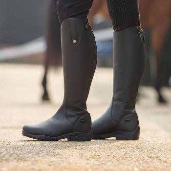 Mark Todd Junior Fleece Lined Tall Winter Boots RRP £109.99