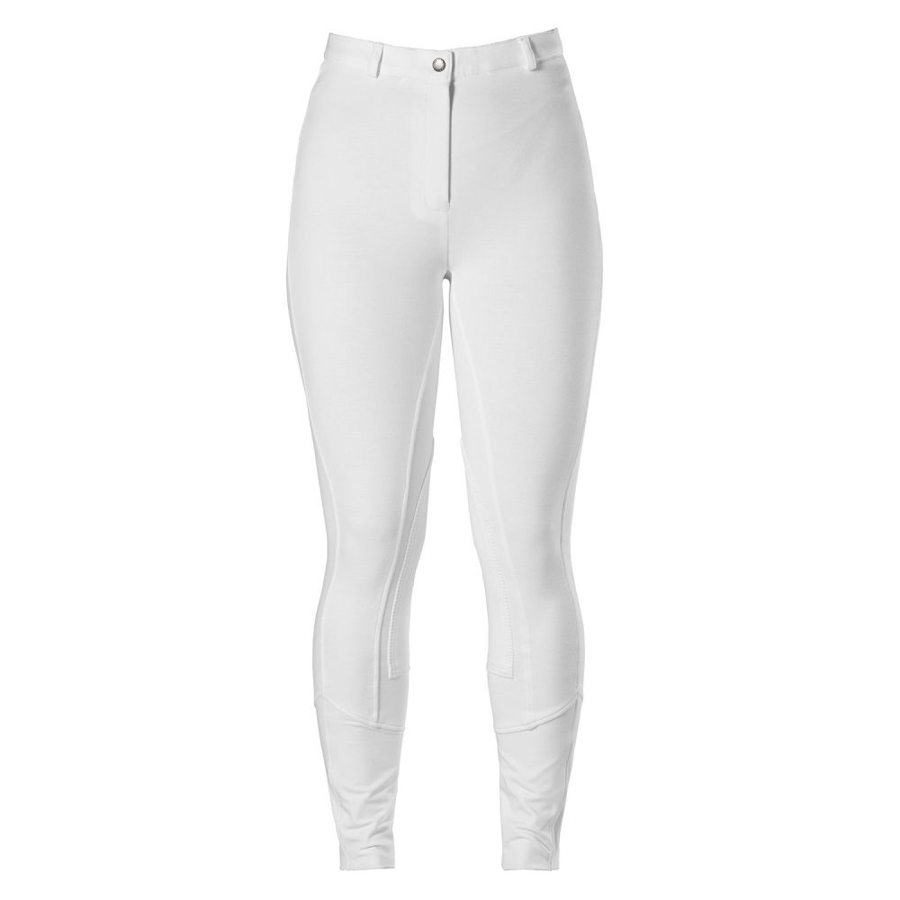 Harry Hall Chester ll Breeches - White