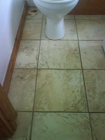 Toilet Tiles - Stone Care Swansea