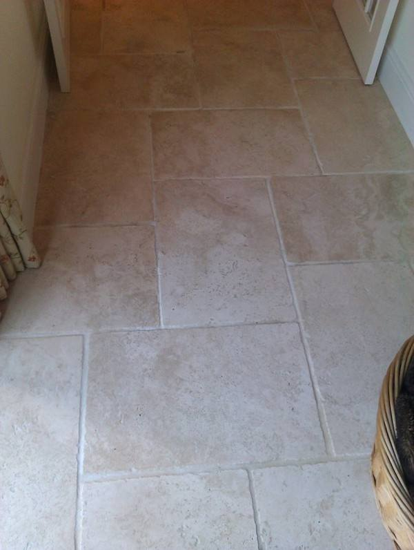LimeStone After - Stone Care Swansea