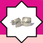 <!-- 028 -->Handcrafted Stud Earrings