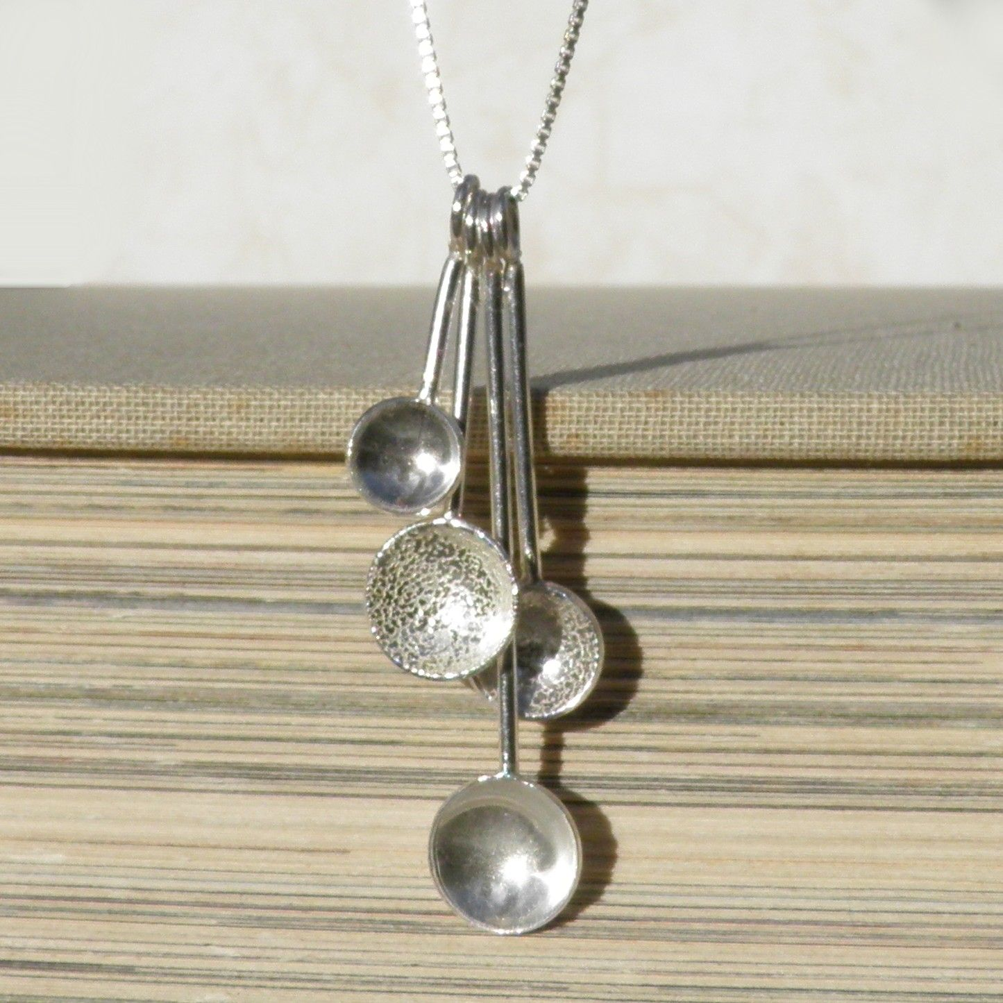 Contemporary Cascade Necklace - DDN4