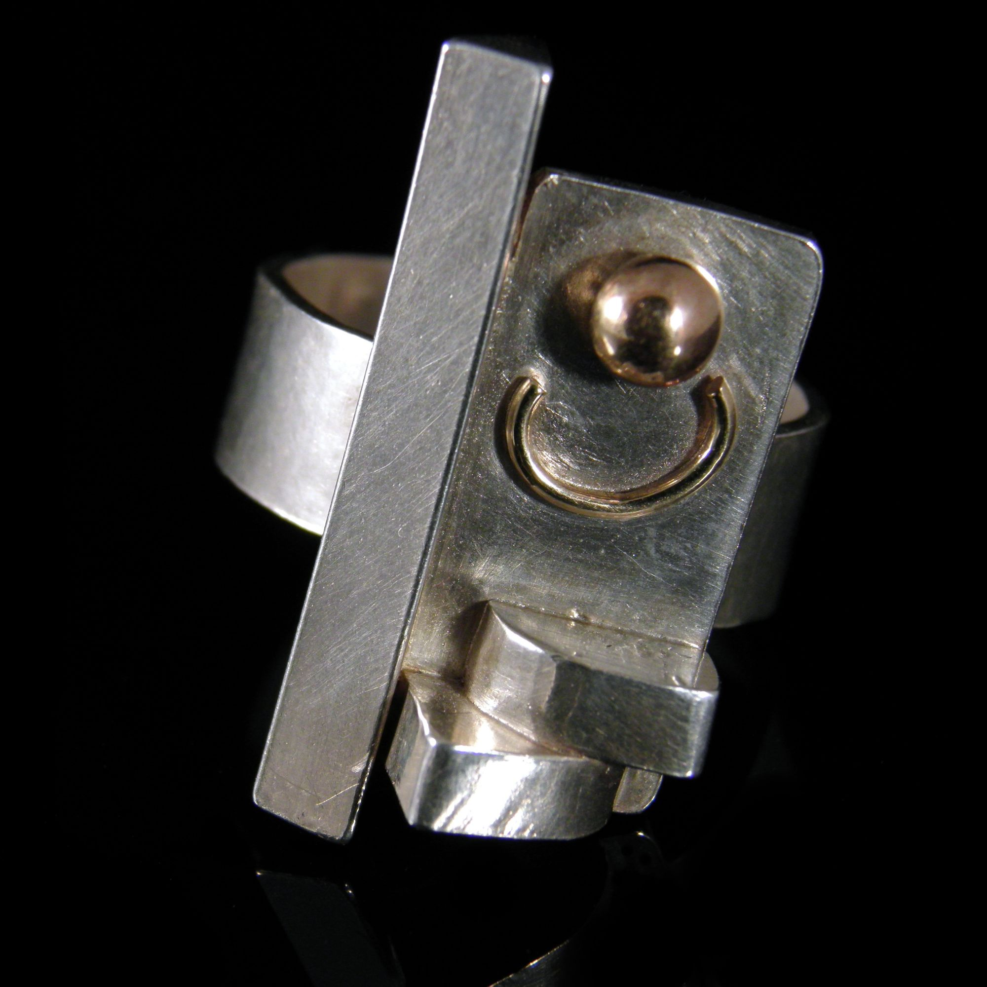 Monument - Art Deco Style Ring