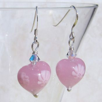Pink Millefiori Murano - MGE9