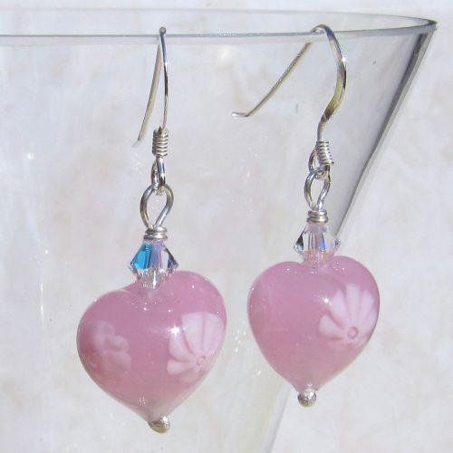 Pink Millifiori Murano - MGE9