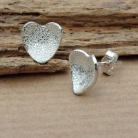 Heart Earrings - JTAE2